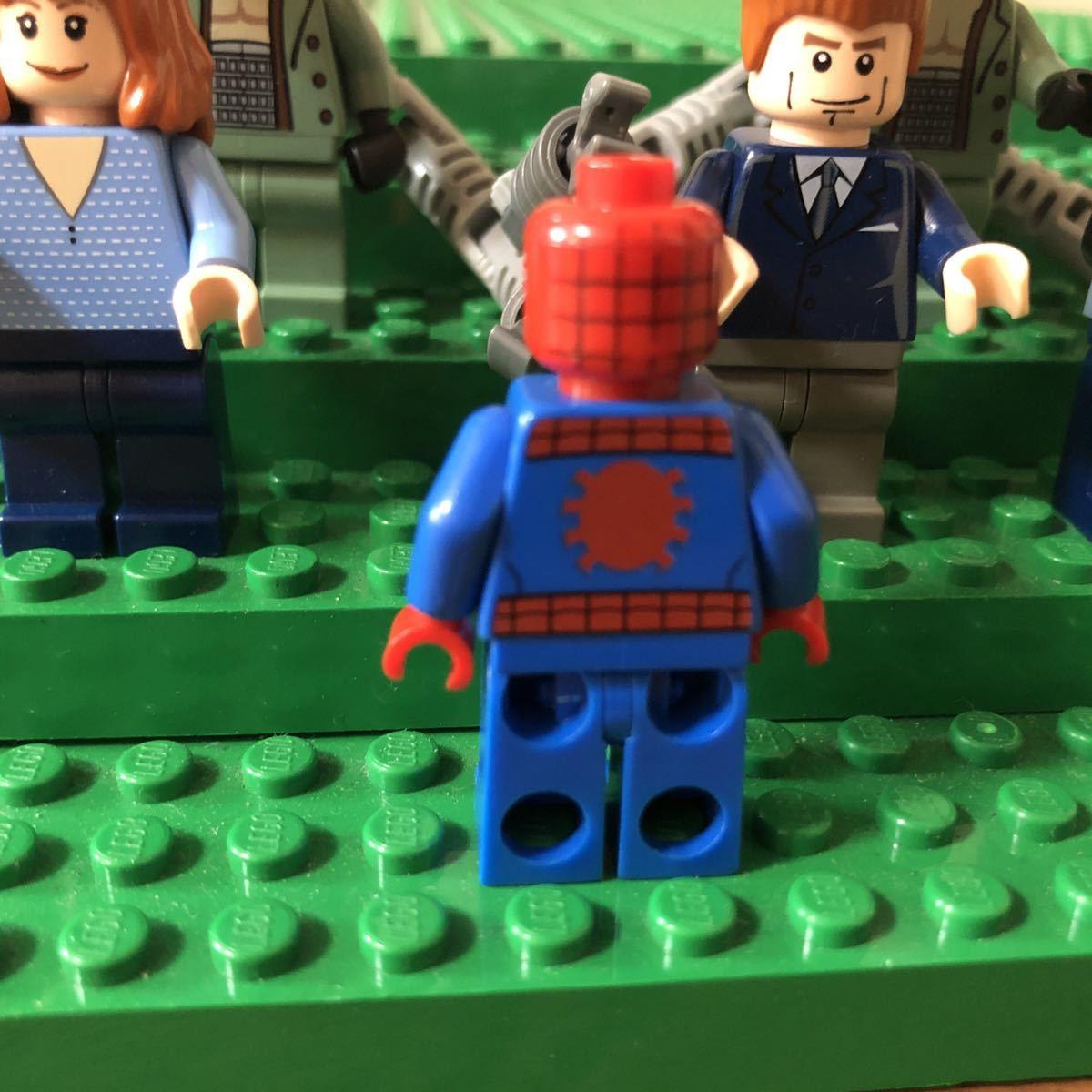 レゴ スパーダーマン ミニフィグ セット 色々まとめて出品中kg_画像5