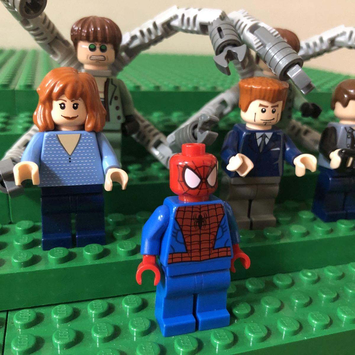 レゴ スパーダーマン ミニフィグ セット 色々まとめて出品中kg_画像3