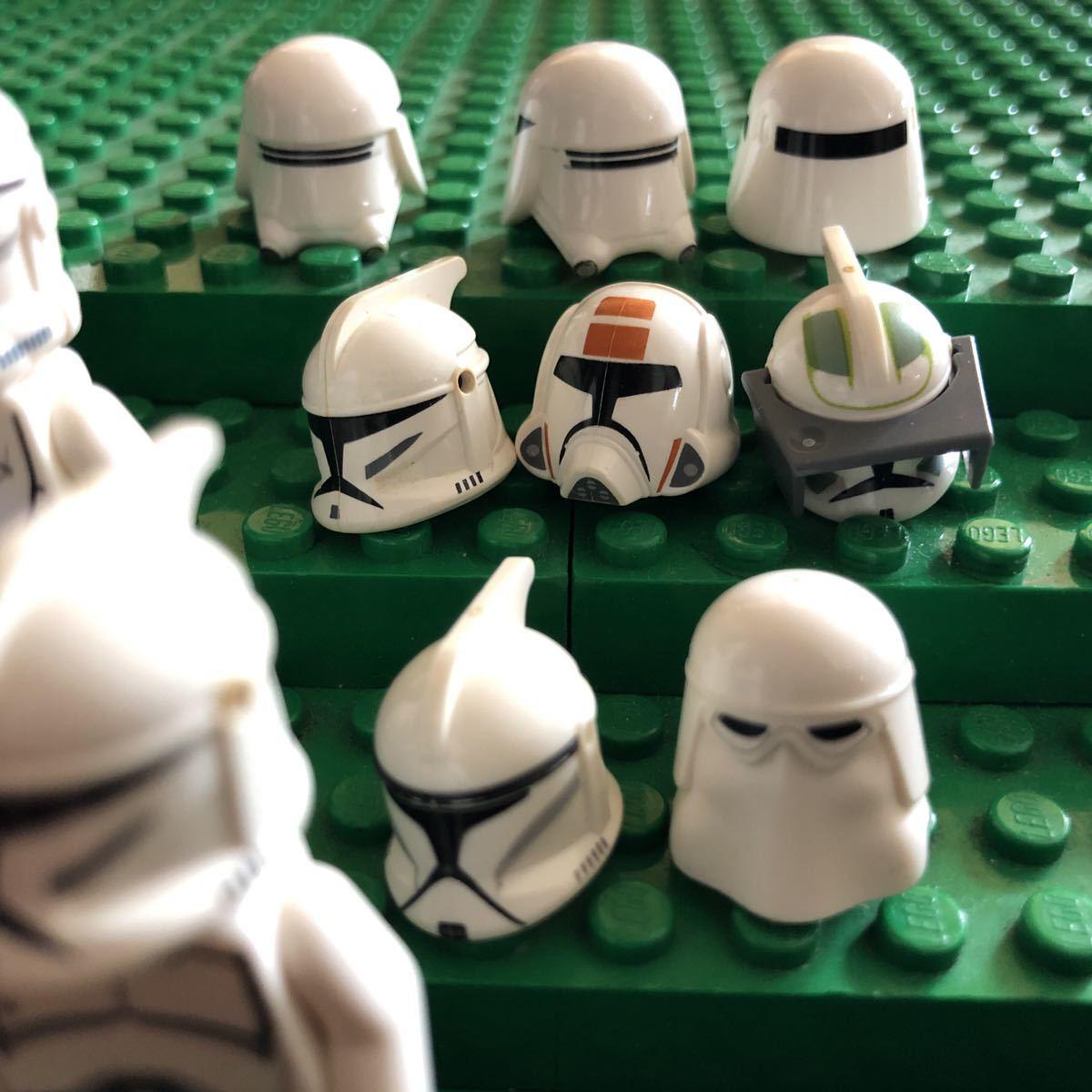 レゴ スターウォーズ トルーパ ミニフィグ セット 色々まとめて出品中kg_画像5