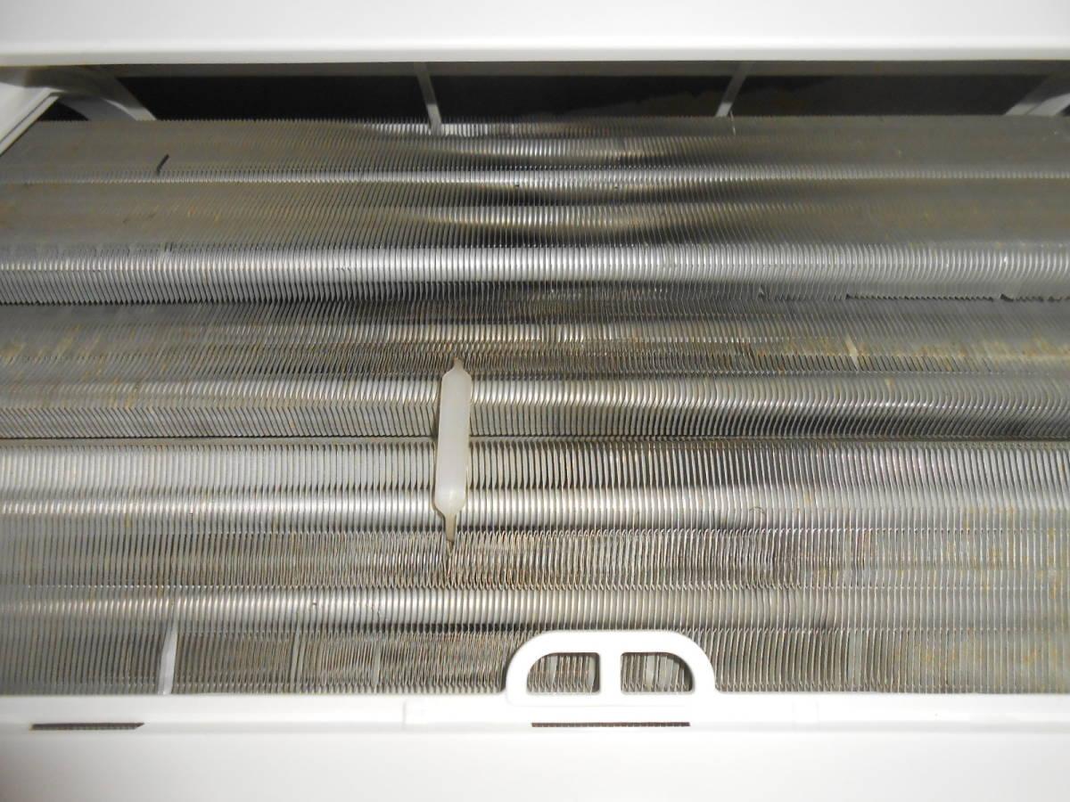 ★日立  ルームエアコン~12畳 主に10畳 白くまくん  RAS-DT28C 2014年製 訳あり商品_画像10
