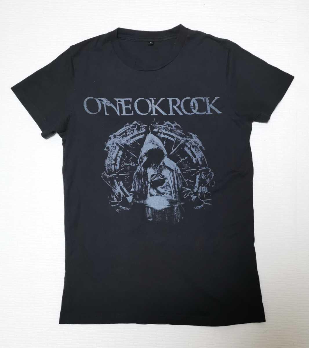 #メンズ(トップス)【ONE OK ROCK】★ワンオクロック★半袖Tシャツ★表記サイズ(S)★送料無料★2b-15