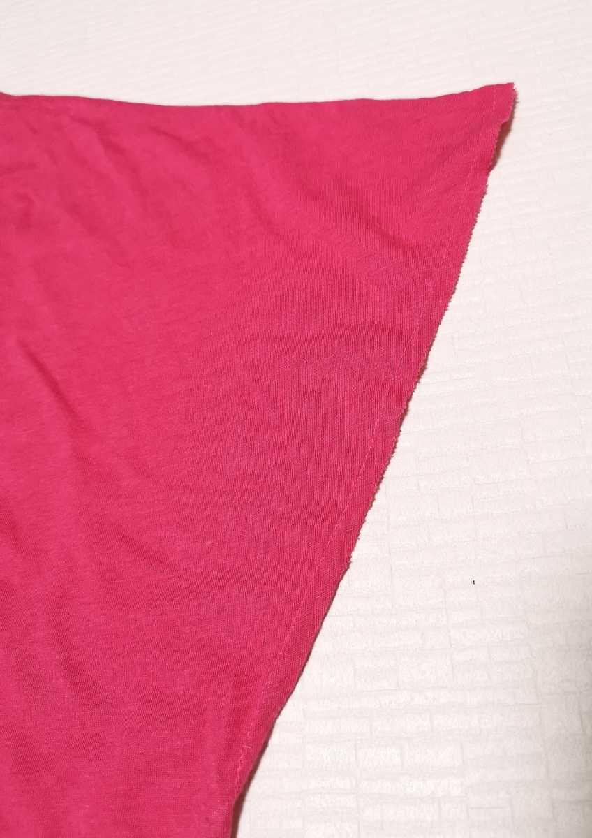 #レディース(トップス)【RODEO CROWNS】☆ロデオクラウンズ☆半袖カットソー☆表記サイズ(F)☆未使用タグ付き☆送料無料☆ef-30