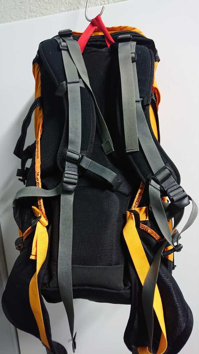 Marmot マーモット Tele Lama バックパック リュックサック 鞄  アウトドア 登山