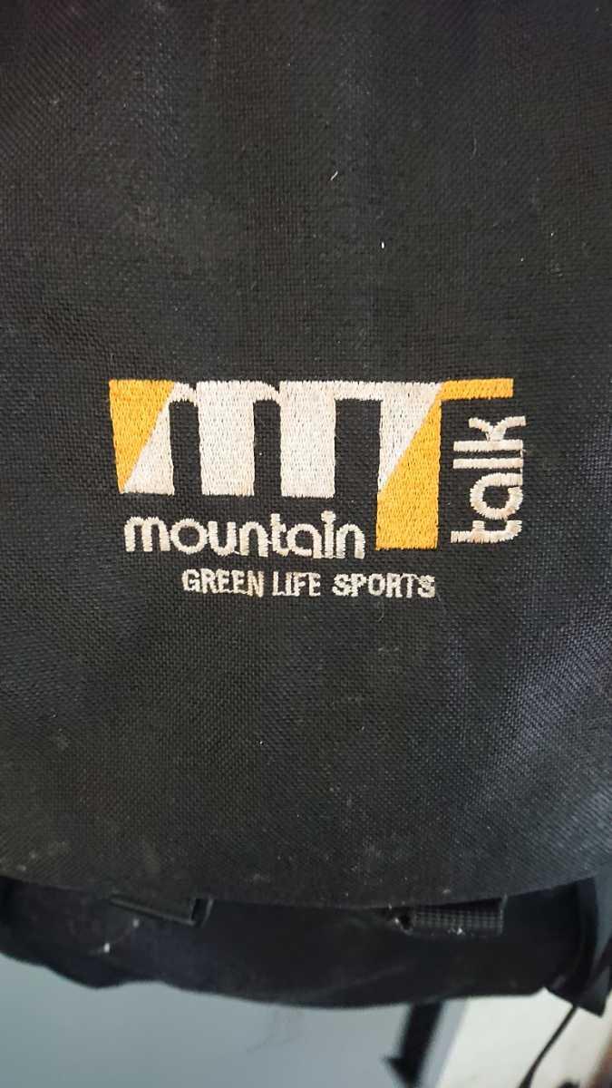 mountain talk アウトドア バックパック 登山 トレッキング リュック