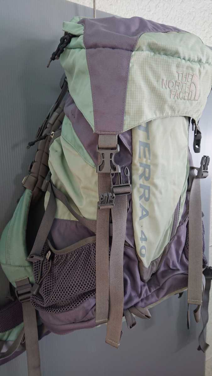 THE NORTH FACE ノースフェイス リュック TERRA40 登山 バッグ バックパック アウトドア