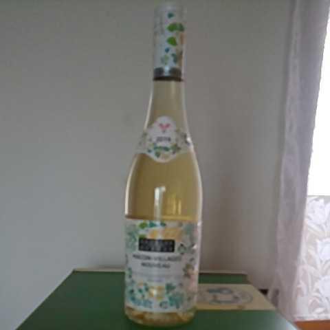2019 ボージョレ ヌーボー 赤 、白 、スパークリングワイン 6 本 セット 未使用新品。_画像9