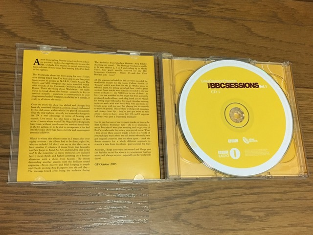 GILLES PETERSON Presents THE BBC SESSIONS Vol.1 コンピレーション2CD 名盤 輸入盤 廃盤 Beck BJORK Common ZERO 7 N.E.R.D The Roots_画像5