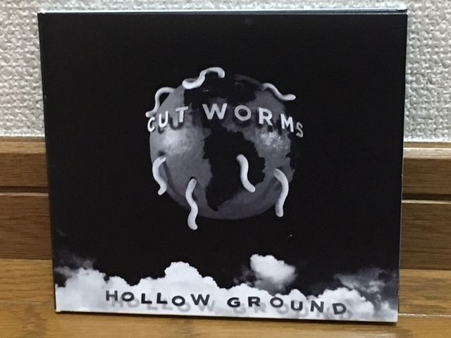 CUT WORMS / HOLLOW GROUND ソフトロック ローファイ サイケ 傑作 輸入盤 Sueves Nick Lowe Foxygen The Lemon Twigs Whitney Lo Moon_画像1