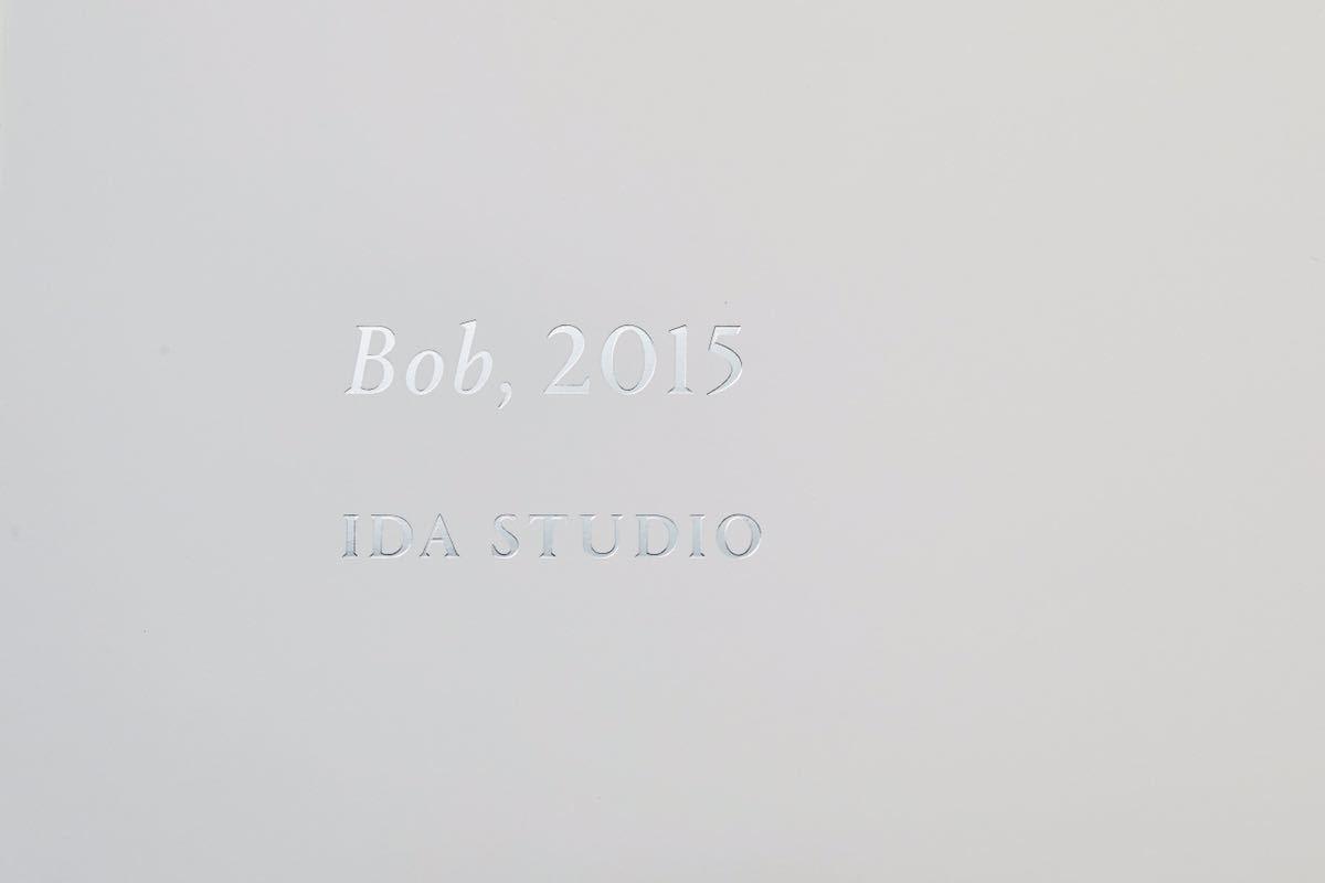 ◆井田幸昌 ポートレート ≪Bob≫ ポスター◆IDA YUKIMASA Portrait Poster 新品未開封_画像3