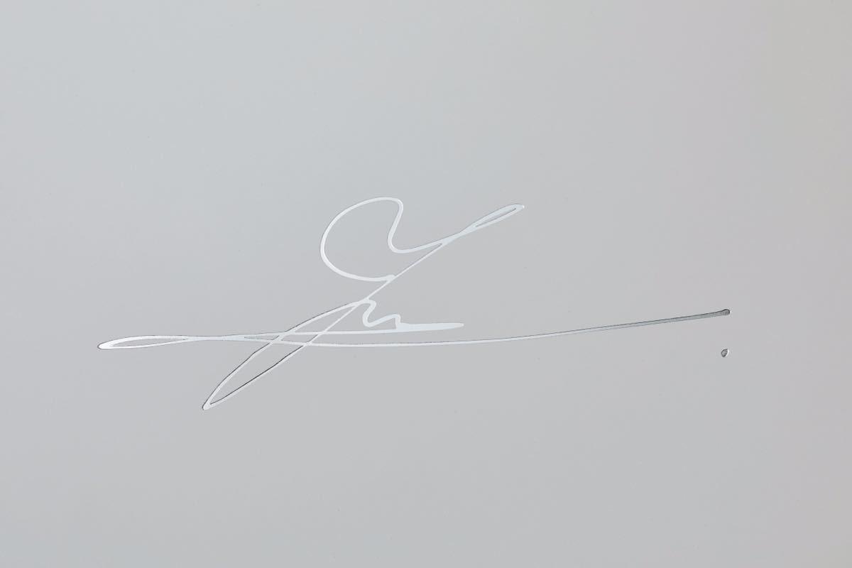 ◆井田幸昌 ポートレート ≪Bob≫ ポスター◆IDA YUKIMASA Portrait Poster 新品未開封_画像4
