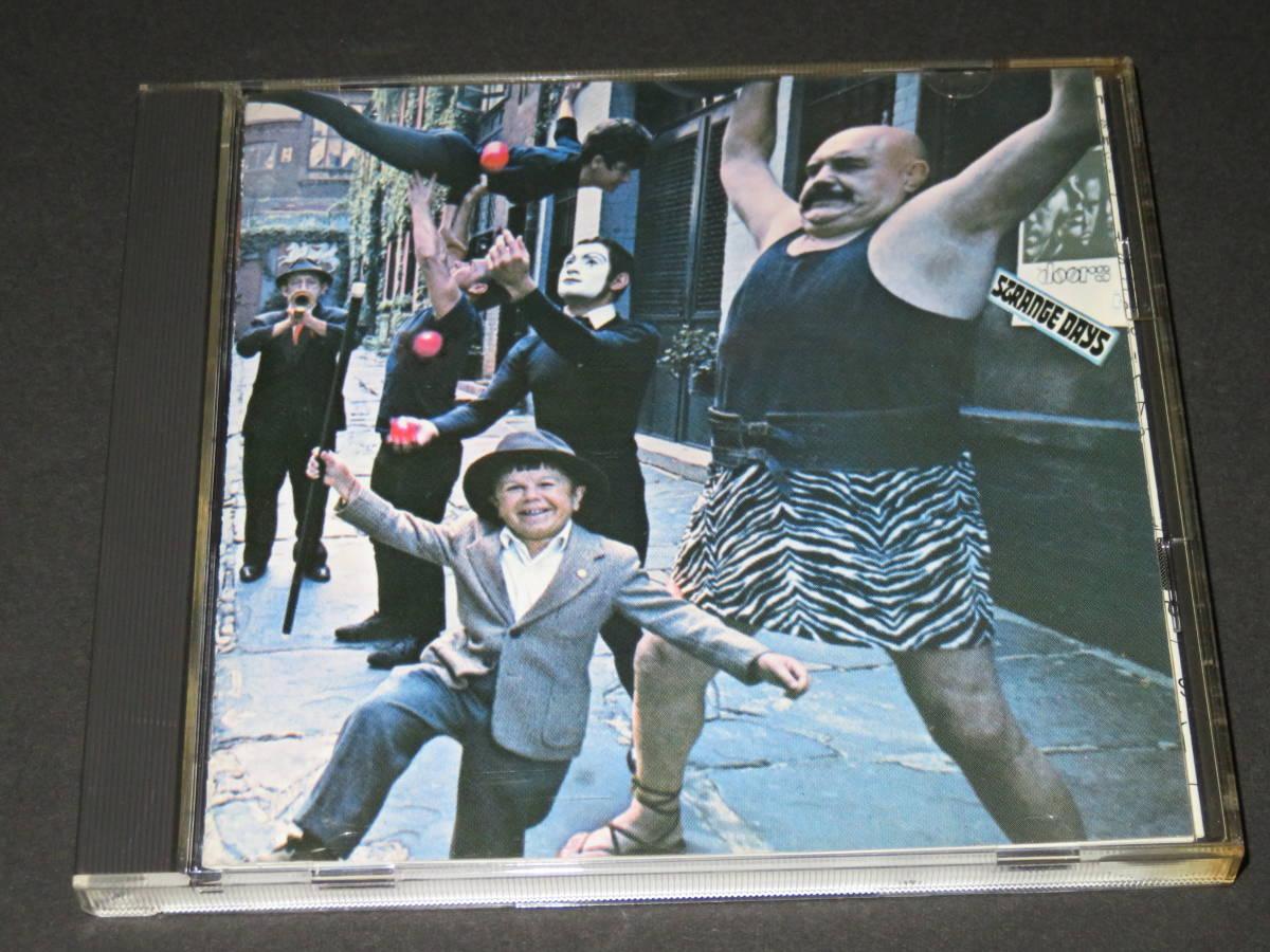 ◆The Doors◆ ドアーズ Strange Days まぼろしの世界 CD 国内盤 帯有り