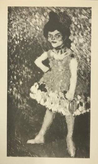 【特価】 ≪  パブロ・ピカソ  ≫  コロタイプ版画  THE DWARF   1930年   PABLO PICASSO