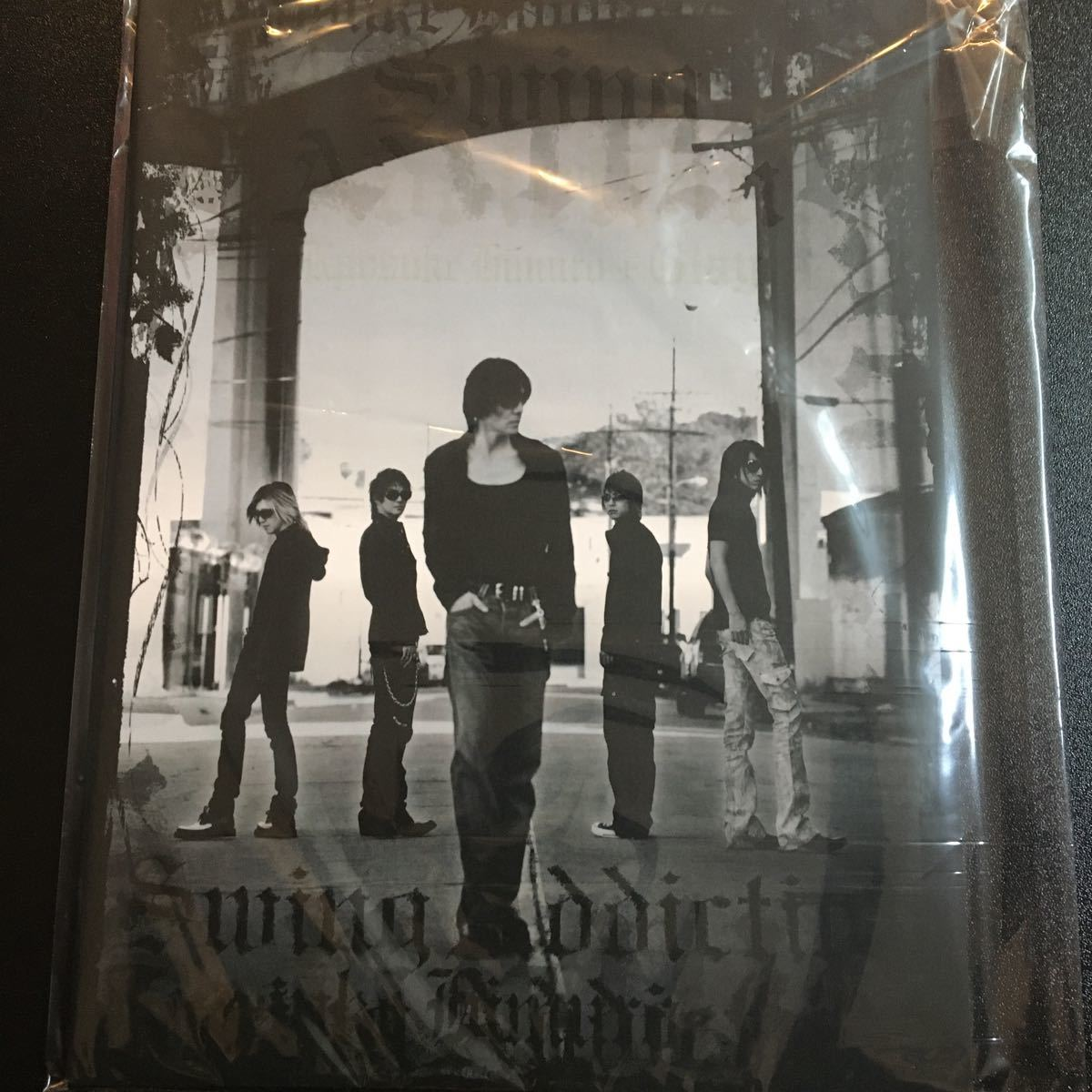 新品同様 氷室京介×GLAY パンフレット Swing Addiction 2006