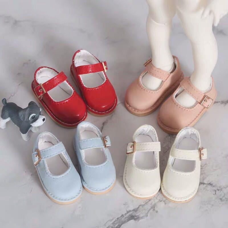 靴 .1/6 .1/8 .1/12 .DD .MDD .MSD .ブライス .OB11.服 球体関節人形 .MOLLY .BJD .ドレス .blythe.ドール .オビツ11.GSC._画像1