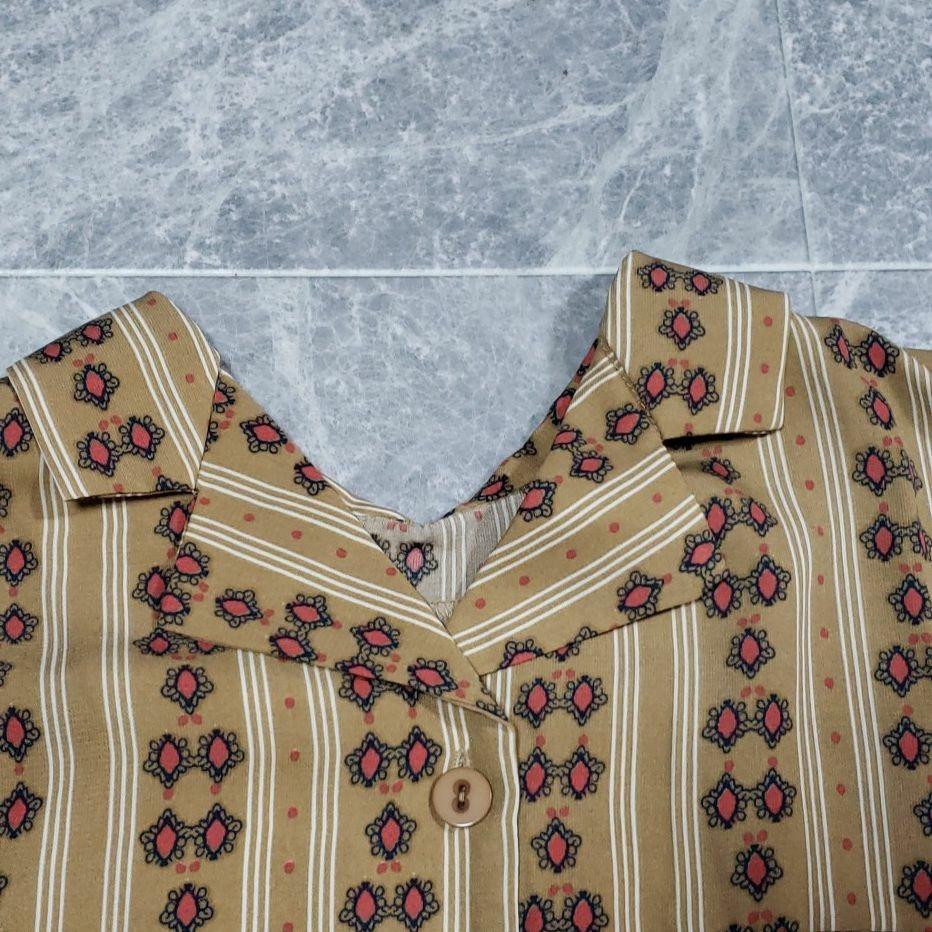 シャツ  柄シャツ 半袖 送料 即日発送