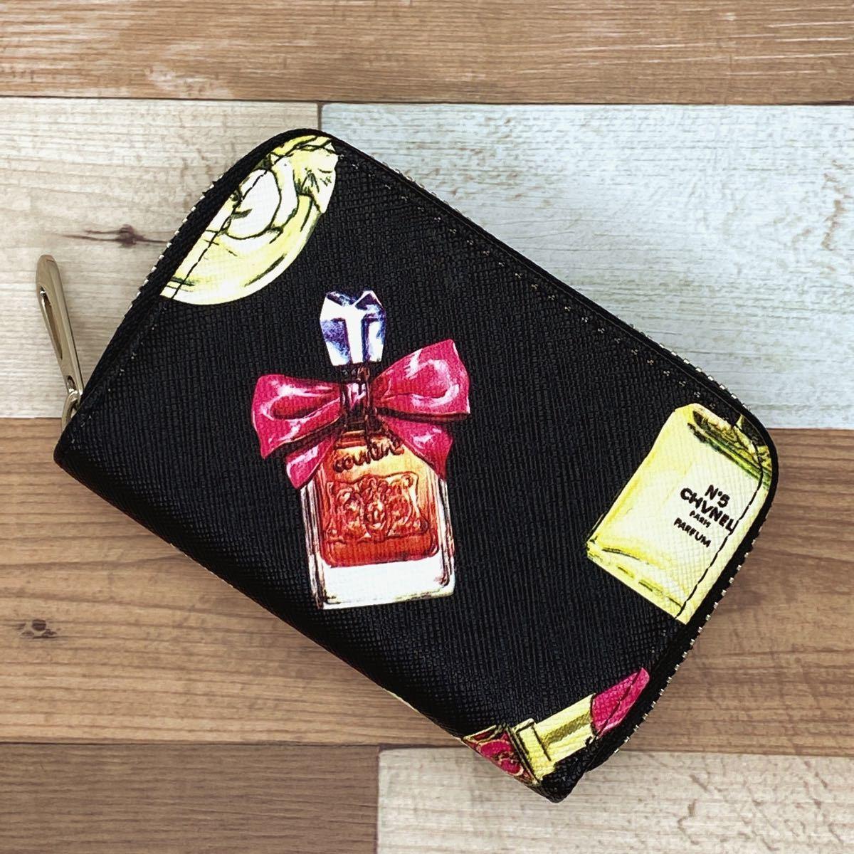 カードケース カード入れ レディース 大容量 じゃばら ジャバラ 定期入れ 香水