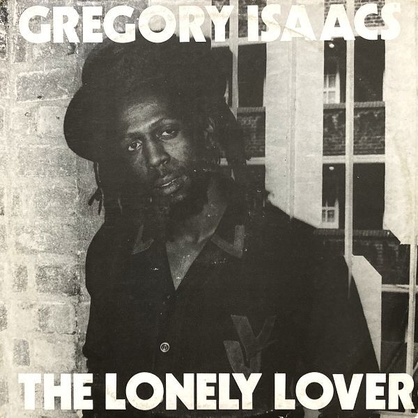【Jamaica盤/LP】Gregory Isaacs グレゴリー・アイザックス / The Lonely Lover ■ PRE Records / PRE X1_画像1