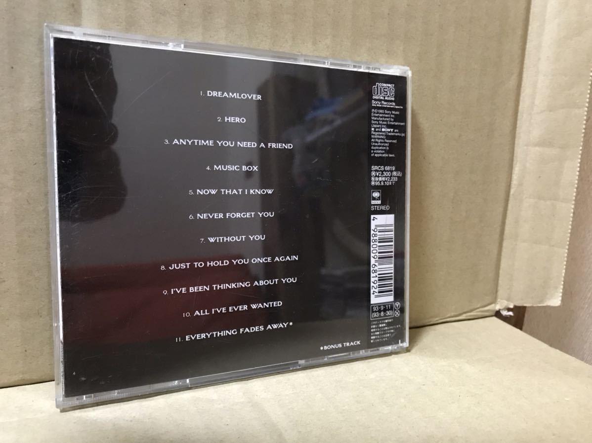 ◆送料無料◆◆MARIAH CAREY / MUSIC BOX マライアキャリーの名曲多数!