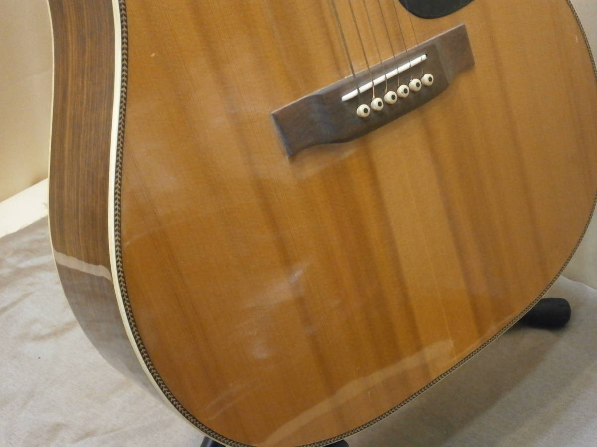 【中古】KASUGA K.Country EST.1935 D-350 K-カントリー アコーステックギター _画像9