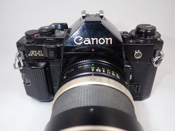 キャノン Canon A-1 Sun ZOOM YS-70 70-210mm f4_画像2