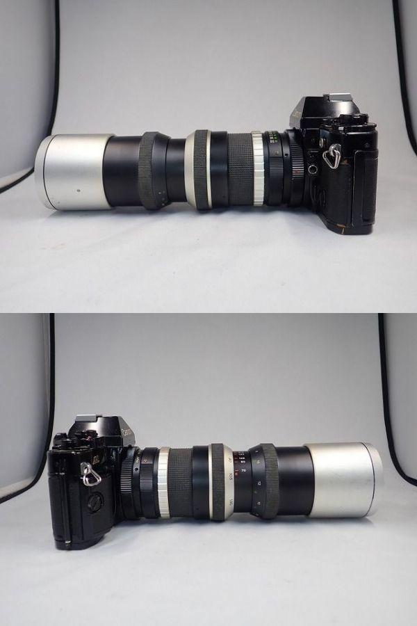 キャノン Canon A-1 Sun ZOOM YS-70 70-210mm f4_画像3