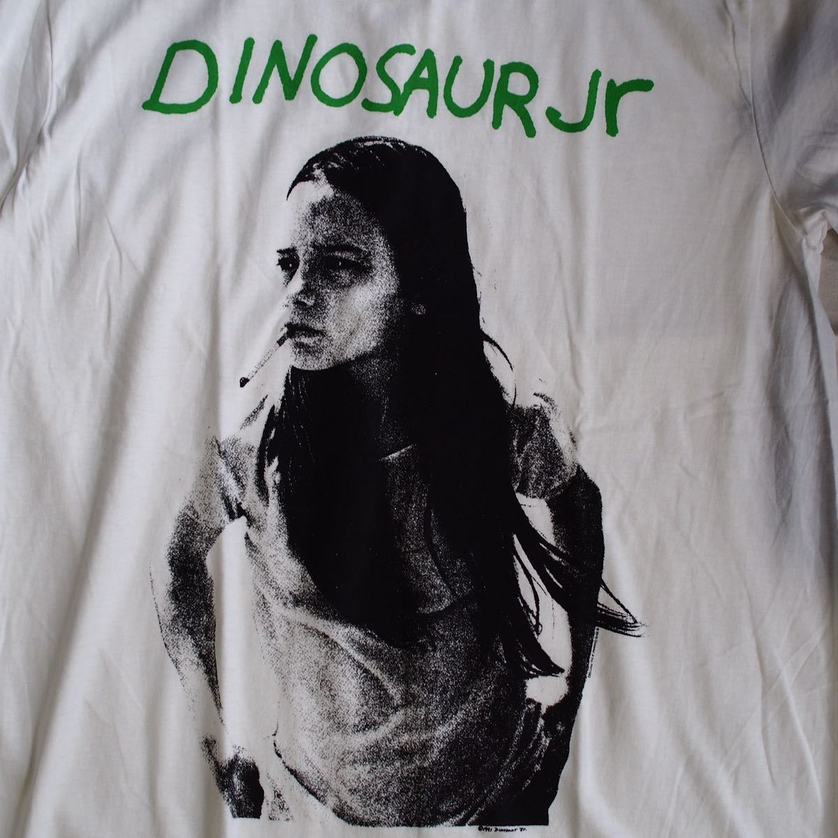 Official [Dinosaur Jr.]L ダイナソージュニア Tシャツ バンド Nirvana Blur Sonic Youth oasis joy division Stone Roses The Cure_画像5