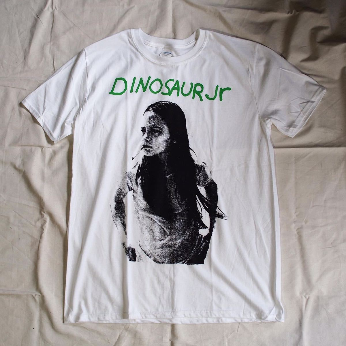 Official [Dinosaur Jr.]L ダイナソージュニア Tシャツ バンド Nirvana Blur Sonic Youth oasis joy division Stone Roses The Cure_画像1