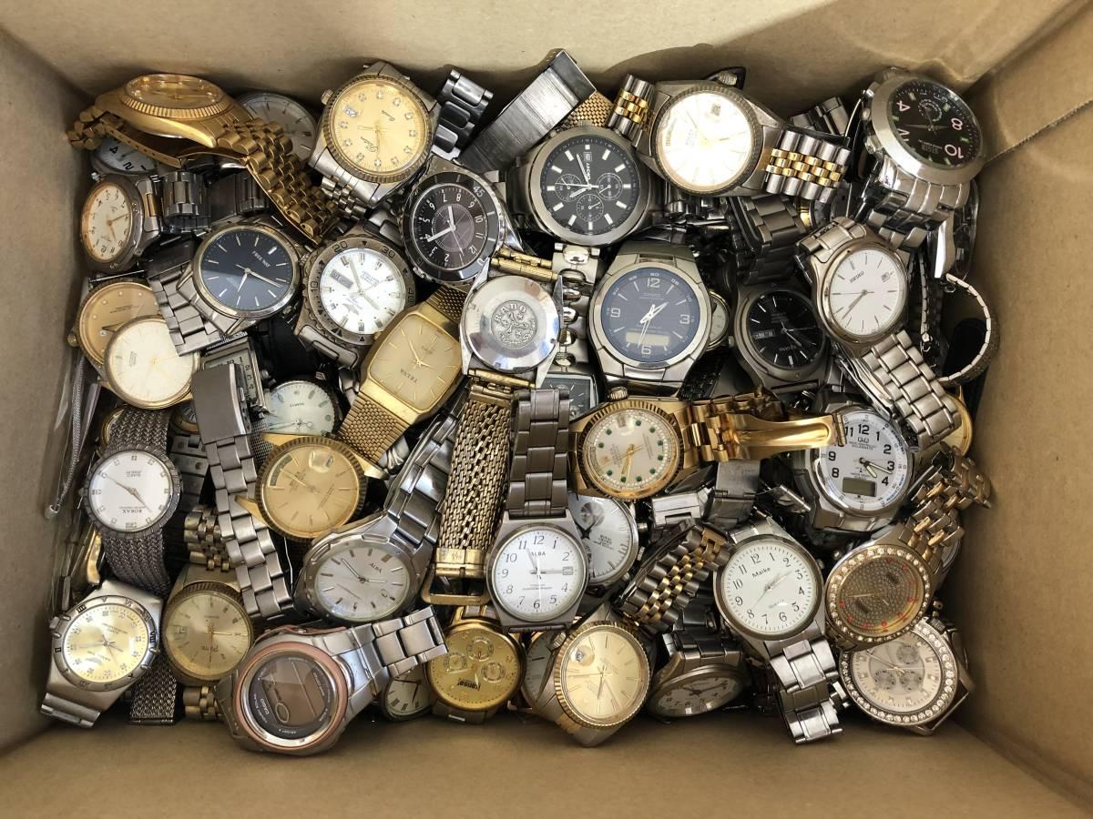 ★腕時計 200個以上 まとめて 大量 セット ジャンク 手巻き 自動巻 お宝あるかも★
