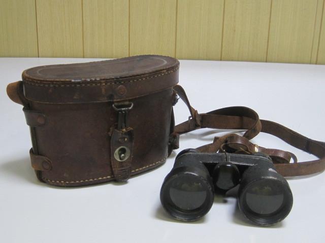 現状渡し ジャンク 旧日本軍 古い双眼鏡 詳細不明