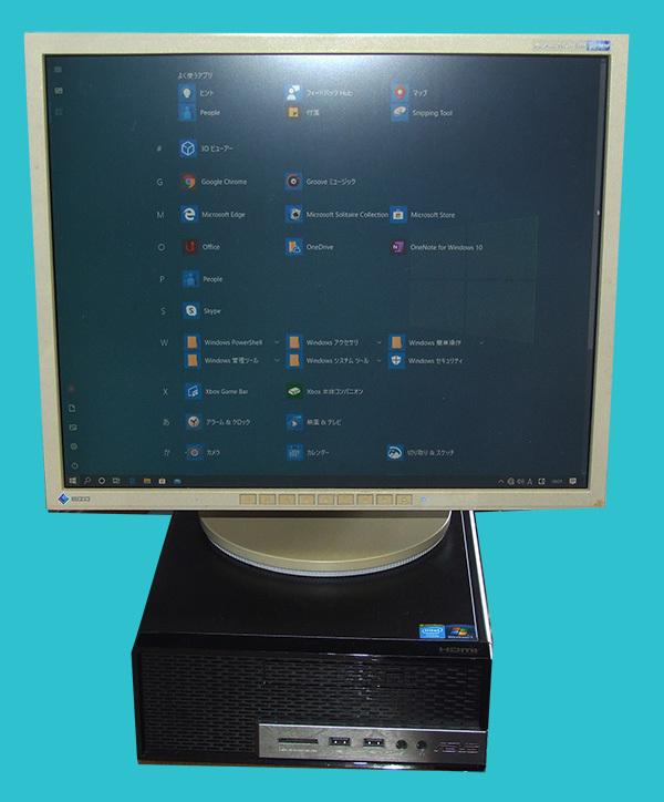 ASUS BT6130-B008A Windows 10 Pro搭載コンパクトデスクトップPC_画像1