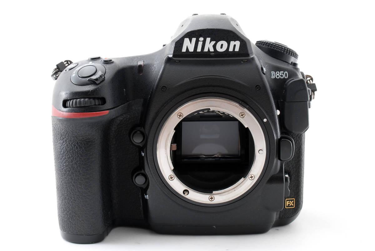 ★★NIKON D850 デジタルカメラ 委託品