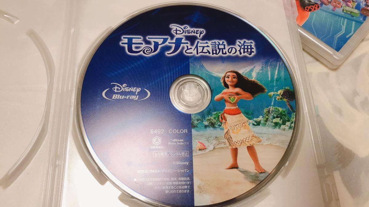 モアナと伝説の海 国内正規 Movienex Disney未使用 Blu-ray