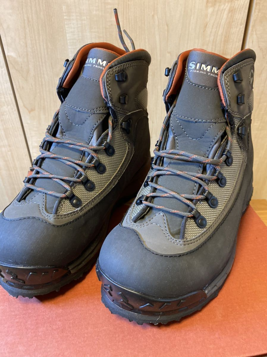 Simms Rivershed Boots size 9 シムス リバーシェッド・ブーツ_画像7
