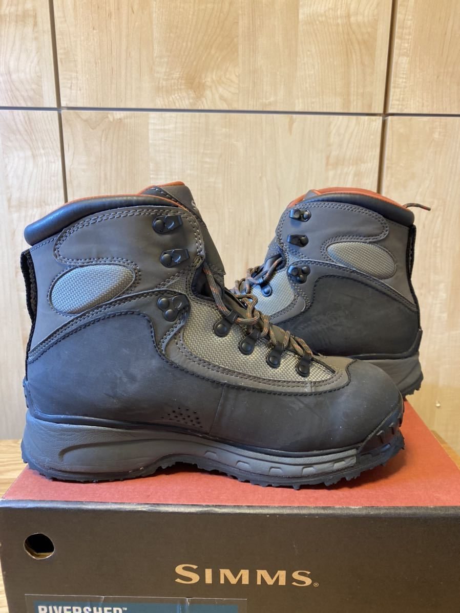 Simms Rivershed Boots size 9 シムス リバーシェッド・ブーツ_画像3