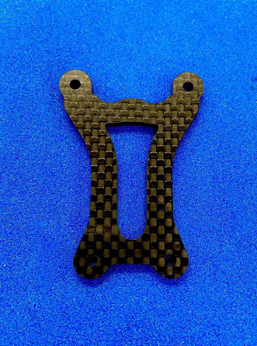 ヨコモYD-2RR用カーボン製リヤデッキ 特注品 日本製 送料込み 蕨山Carbon