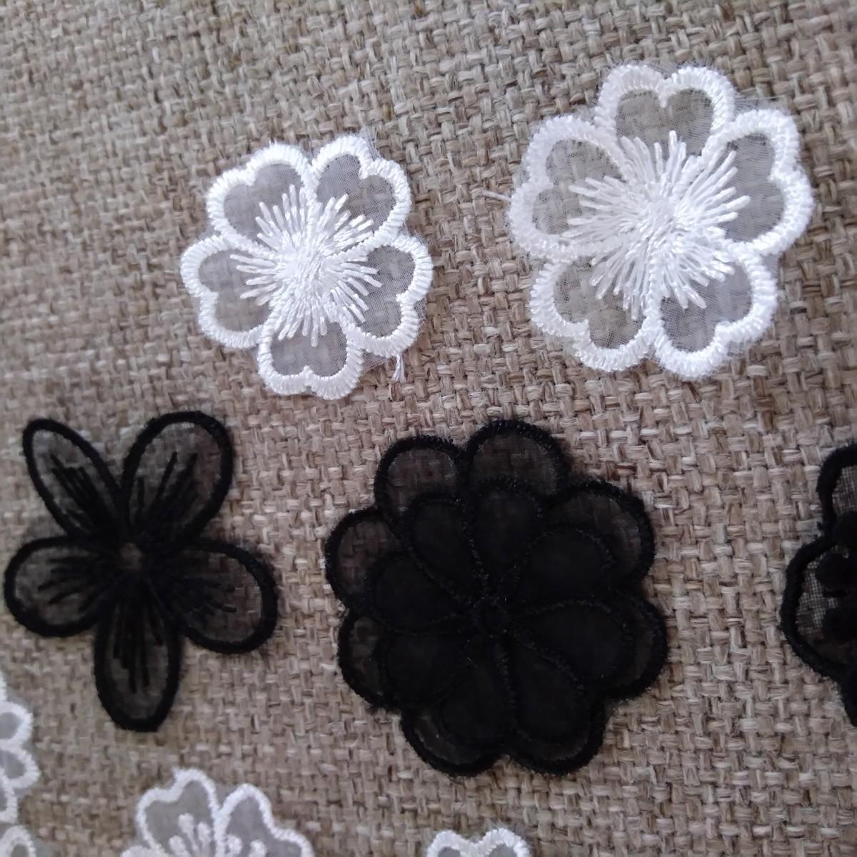 ハンドメイドパーツ 手芸装飾パーツ 小花