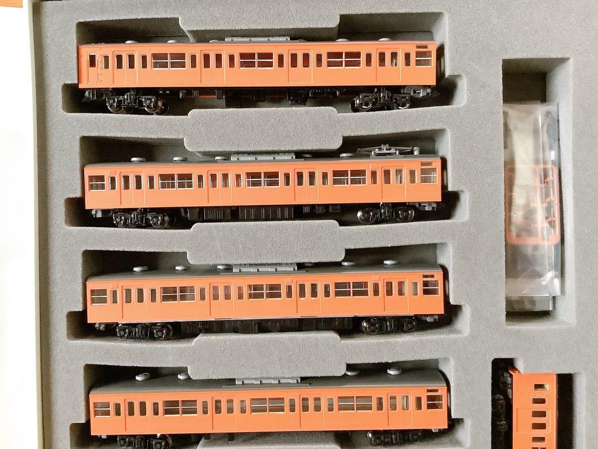 新品同様 TOMIX トミックス 92863 国鉄103系通勤電車 大阪環状線 8両セット_画像2