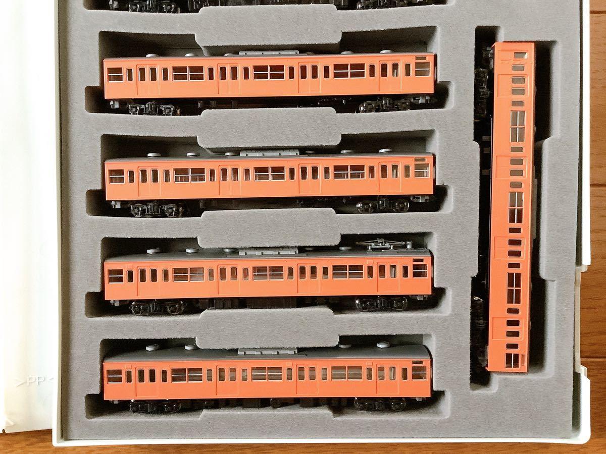 新品同様 TOMIX トミックス 92863 国鉄103系通勤電車 大阪環状線 8両セット_画像3