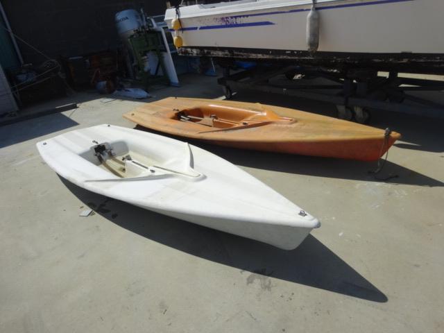 「配送できます! 格安 セーリング ヨット ディンギー シーホッパー YAMAHA ヤマハ カヌー カヤック 手漕ぎボート 水遊び 貿易 輸出」の画像1