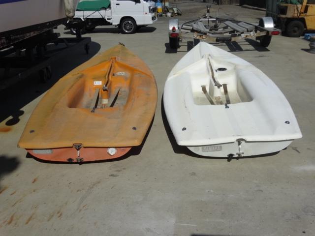 配送できます! 格安 セーリング ヨット ディンギー シーホッパー YAMAHA ヤマハ カヌー カヤック 手漕ぎボート 水遊び 貿易 輸出_画像2