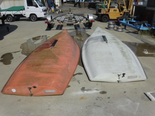「配送できます! 格安 セーリング ヨット ディンギー シーホッパー YAMAHA ヤマハ カヌー カヤック 手漕ぎボート 水遊び 貿易 輸出」の画像3