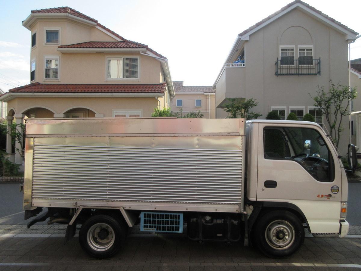 「☆☆格安 実走行22900㌔ 15年式 エルフトラック 冷蔵・冷凍 ディーゼル 予備検査付き☆☆」の画像2
