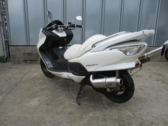▲6663▲ホンダ フォルツァ X ホワイト MF08 部品取り車 愛知_画像8
