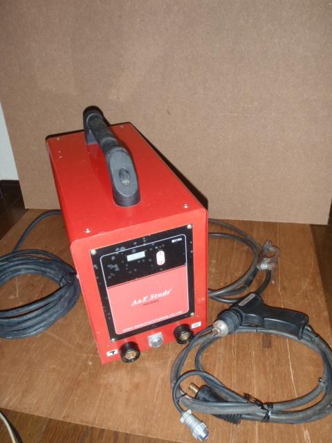 スタッド溶接機 栄和製作所 SKE6000 単相200V_画像1