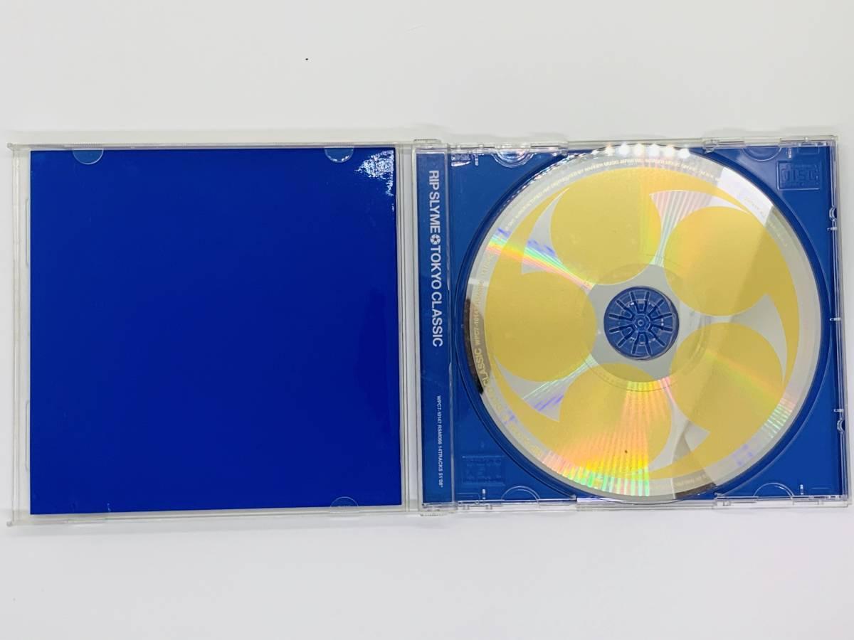 即決CD RIP SLYME(リップスライム)『TOKYO CLASSIC(トウキョウクラシック)』 帯付き アルバム セット買いお得 Y04_画像3
