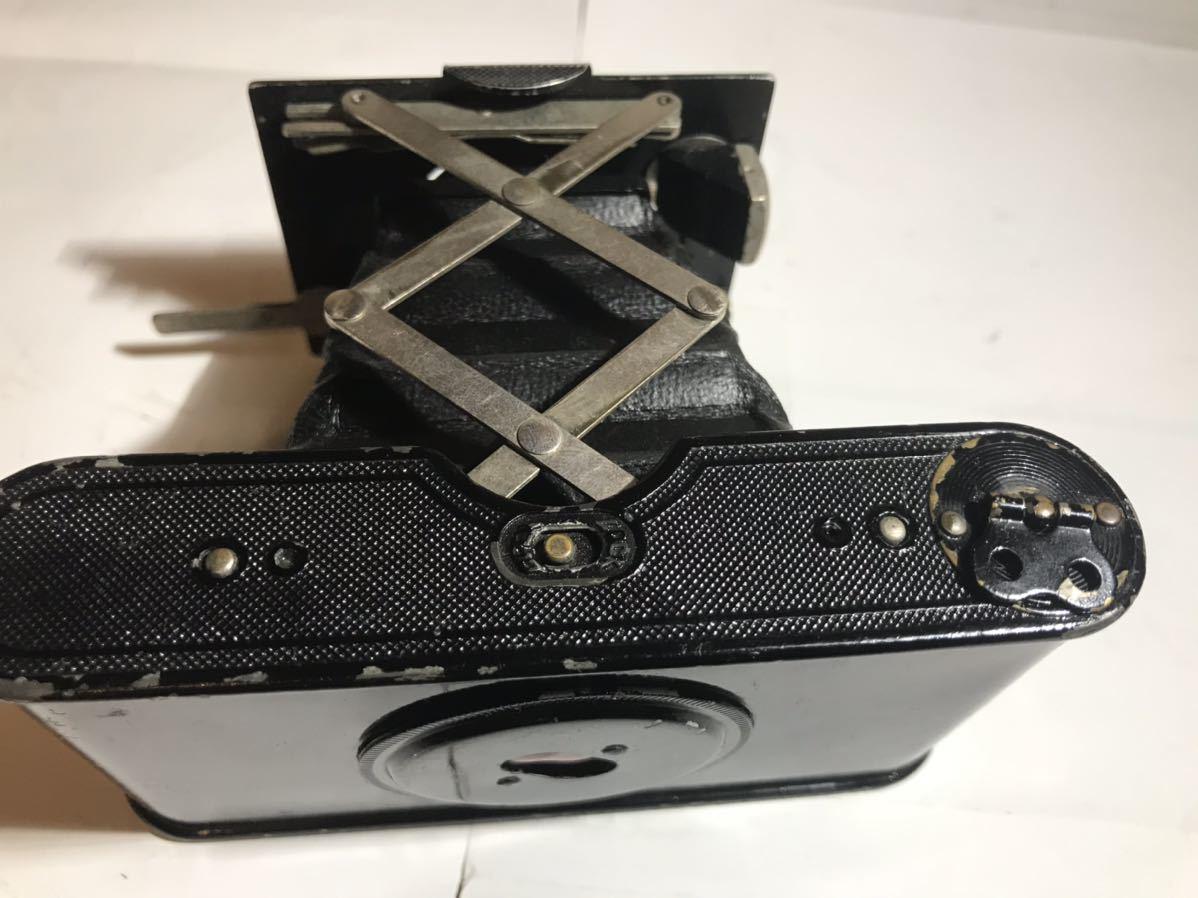 米国産、超稀少、美品、古董カメラ、コダック アンティーク 25BT50 ☆PAT D IN USA JAN18/1910ーJAN7/1913_画像5