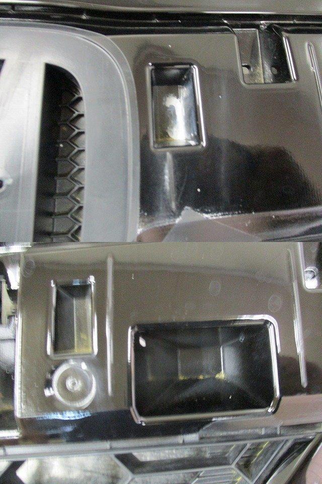N-BOXカスタム/Nボックスカスタム JF3/JF4 前期 ノンターボ/NA 純正 ラジエーターグリル/フロントグリル 71121-TTA-J010-M1 ▼14541/6下/あ_画像8