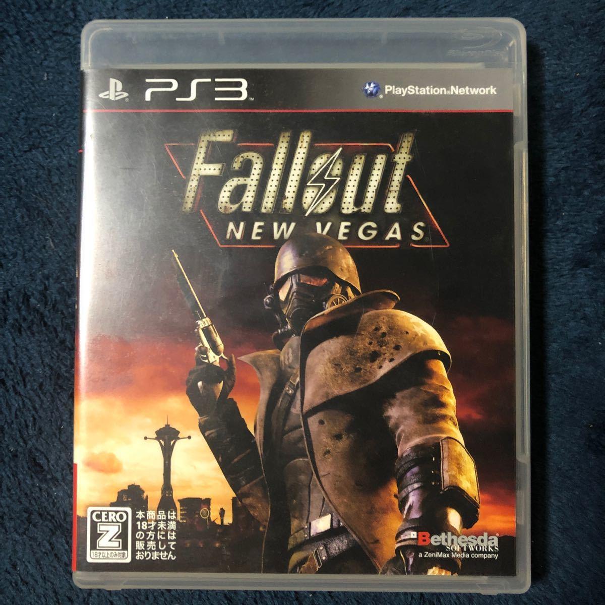 【PS3】Fallout: New Vegas フォールアウト:ニューベガス