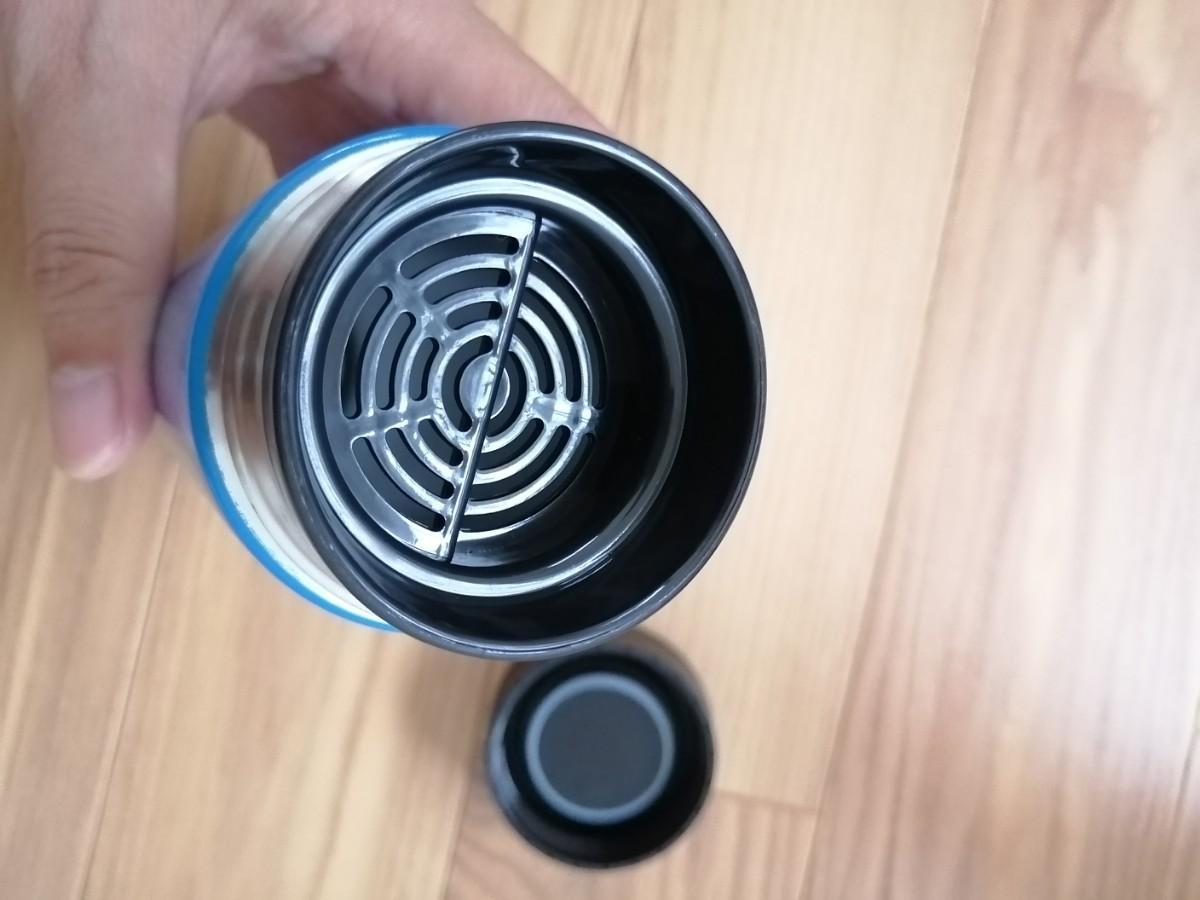 水筒 ステンレス 新品 2個セット 390ml ウォーターボトル ペンシルボトル