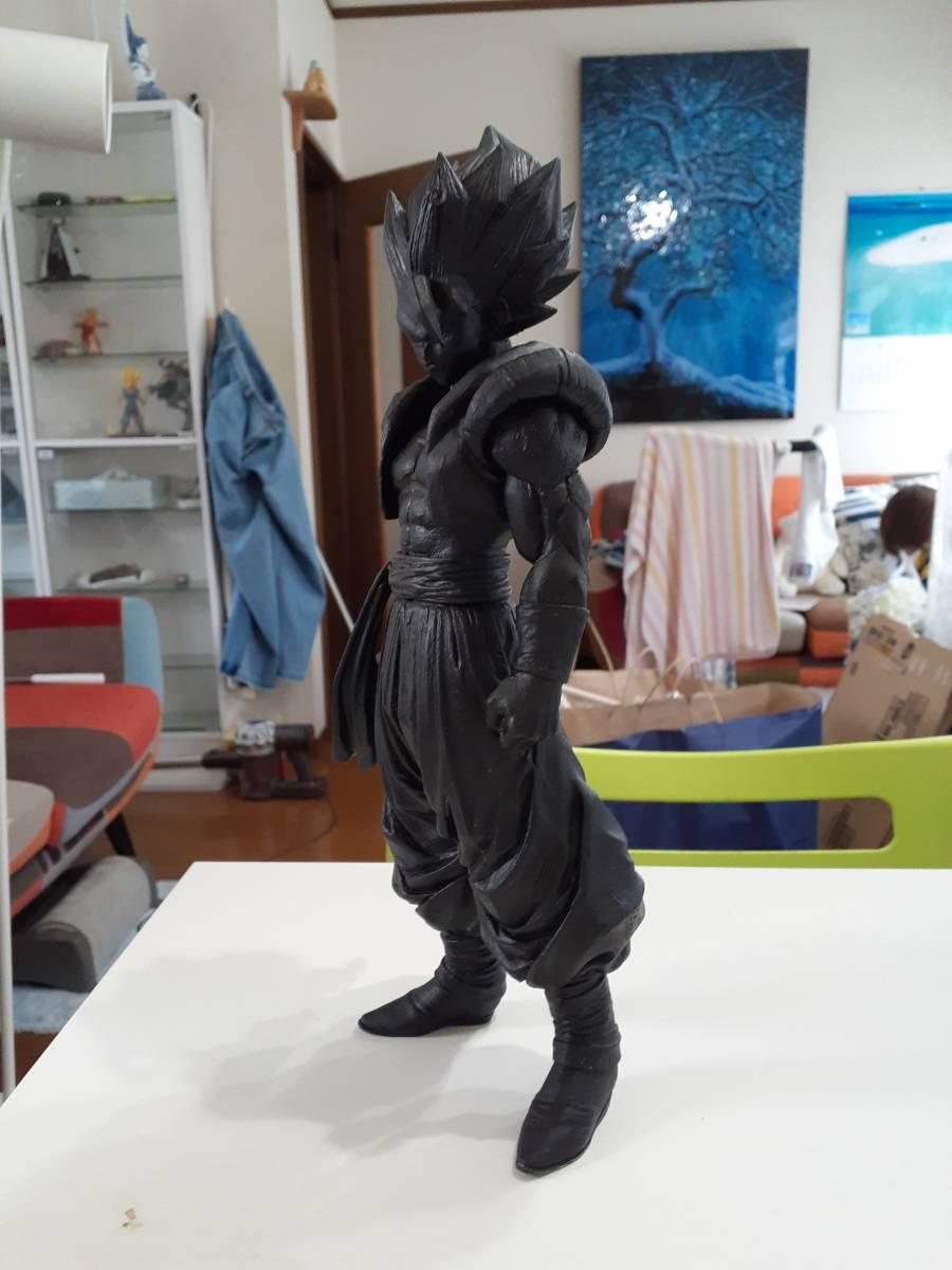 ドラゴンボール フィギュア リペイント ブラック 6 送料無料_画像2